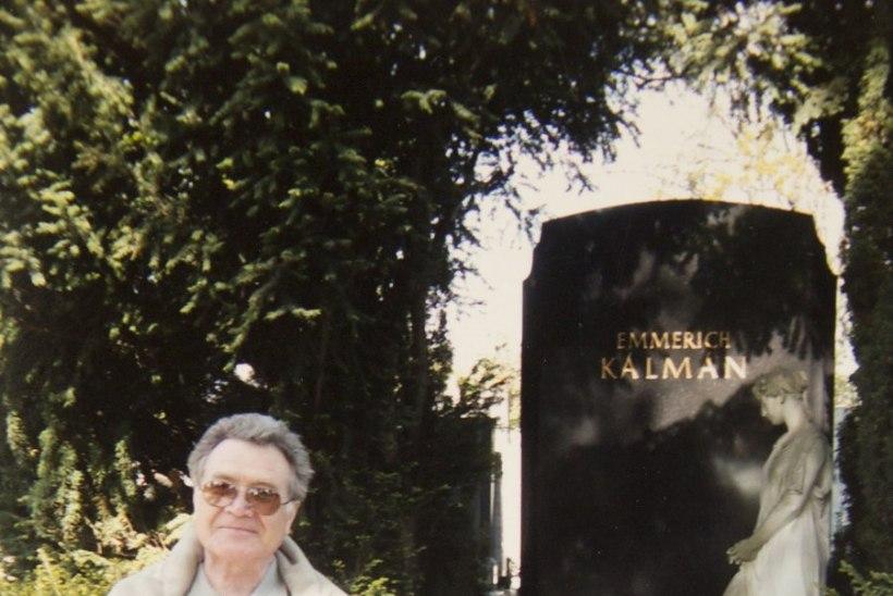 Voldemar Kuslap otsib meelerahu kalmistutelt