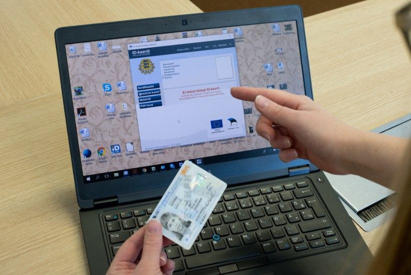 Juhtkiri   Riik peab ID-kaartide uuendamist tõsisemalt võtma