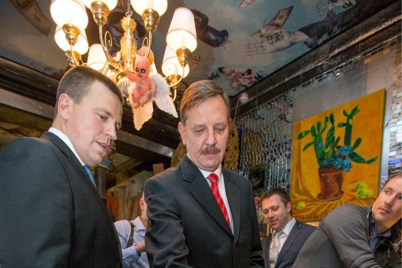 Keskerakonna Tallinna nõukogu nimetas kandidaadid linna juhtivatele kohtadele