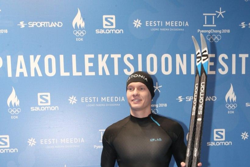 GALERII | Eesti olümpiakoondis tutvustas oma talvist riietust
