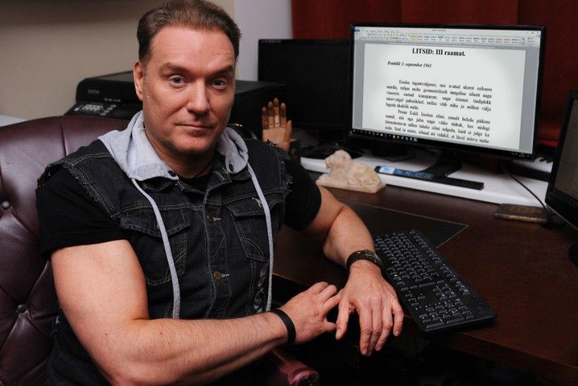 Mart Sander: olen öine loomeinimene ja kirjutan, kuni füüsiliselt ära kukun