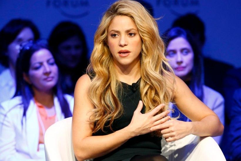 Hääletu Shakira jätab järjest kontserte ära