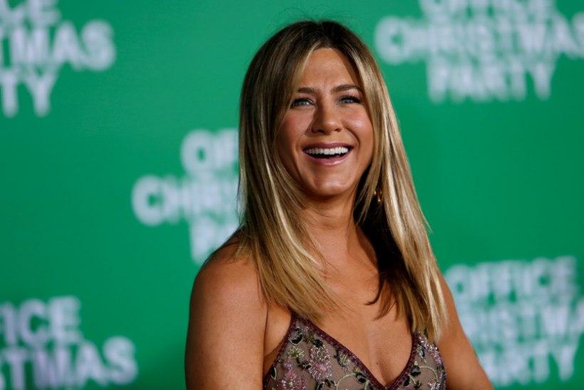 Jennifer Aniston hakkab mängima uues telesarjas