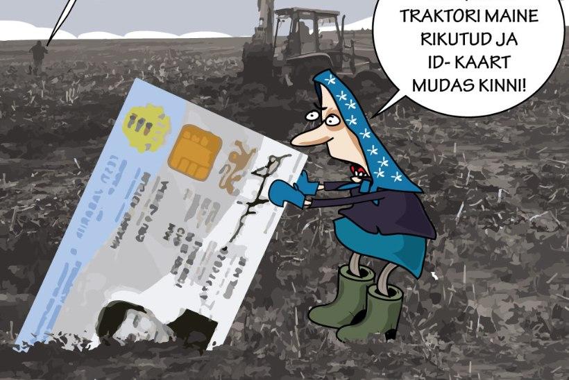 Hanno Pevkur | ID-kaardi kriis näitab, et Eesti vajab IT-ministrit, kes ei tegele üürimajadega