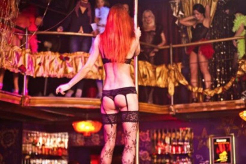 Стриптиз в баре видео 1911 клуб в москве