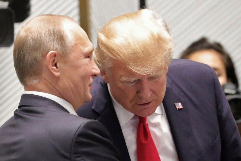 """USA ENDISED LUUREJUHID: """"Putin mõjutab Trumpi. Riik on ohus."""""""