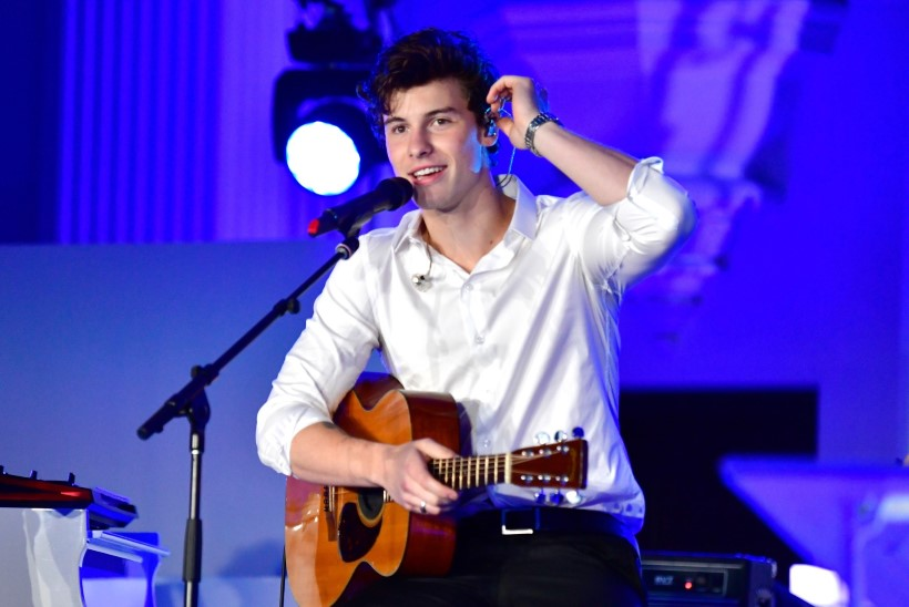 MTV galal võidutses 19aastane Kanada kompu Shawn Mendes