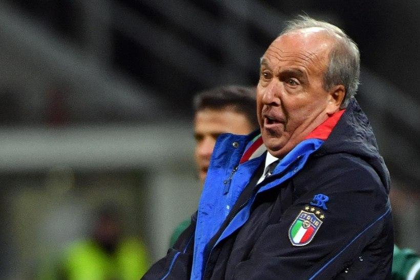 GALERII | Jalgpalli MM peetakse 60 aasta järel taas ilma Itaaliata