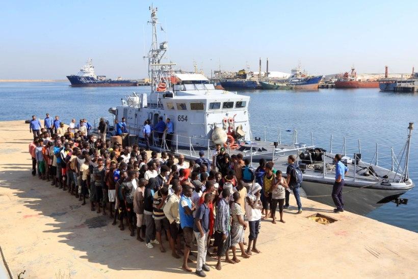 Anvelt: Kesk-Vahemere illegaalide sisserändetee vajab jätkuvalt tähelepanu