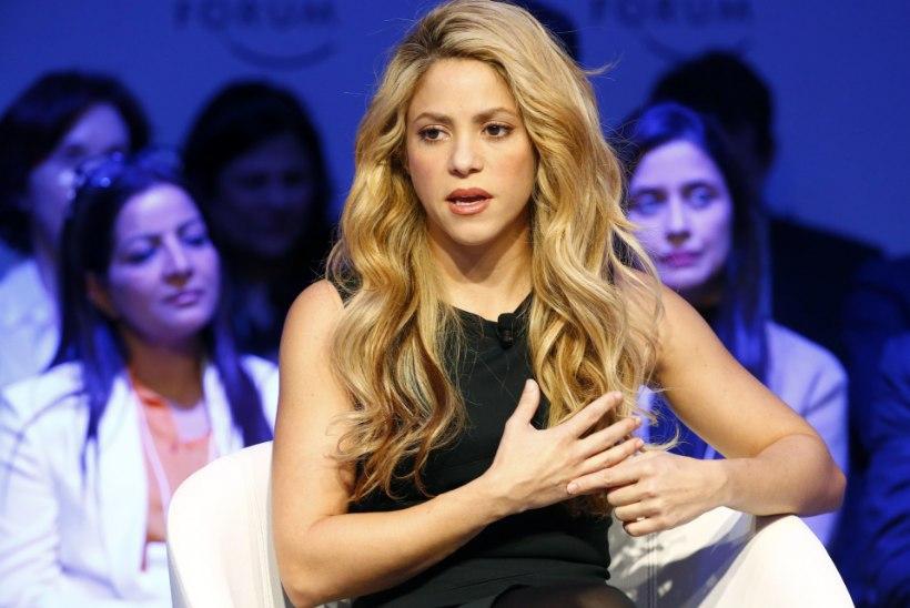 """Ahastuses Shakira lükkab Euroopa turnee edasi: """"See õudusunenägu jätkub ..."""""""