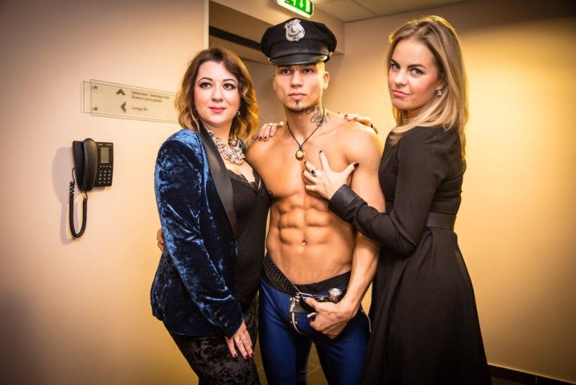 PEOGALERII | Narva naised panid kõvasti pidu, mehi kaema ei lubatud!