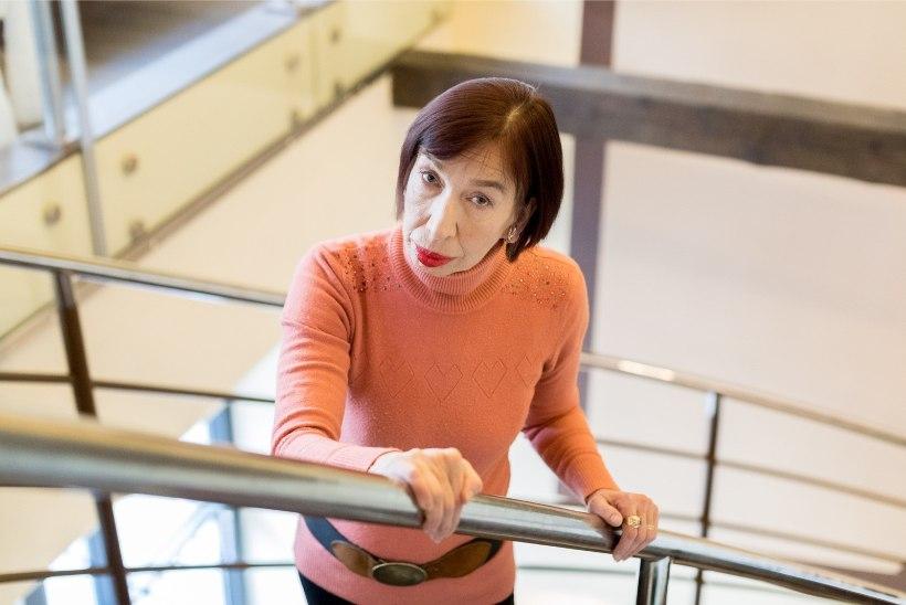 Anne Paluver: mind ei huvita see, millises teatris ma mängin, tähtis on kellega ma teen ja mida ma teen
