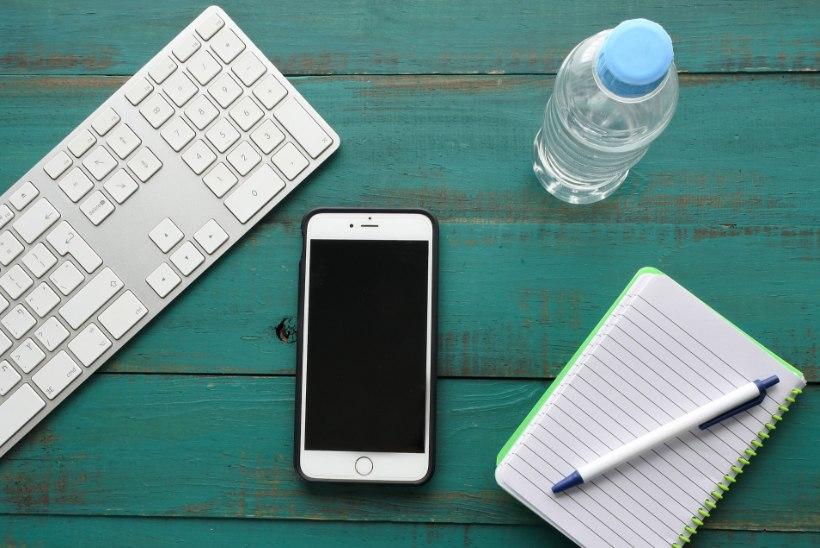 UURING: eestlased vilistavad oma mobiiltelefoni turvalisusele