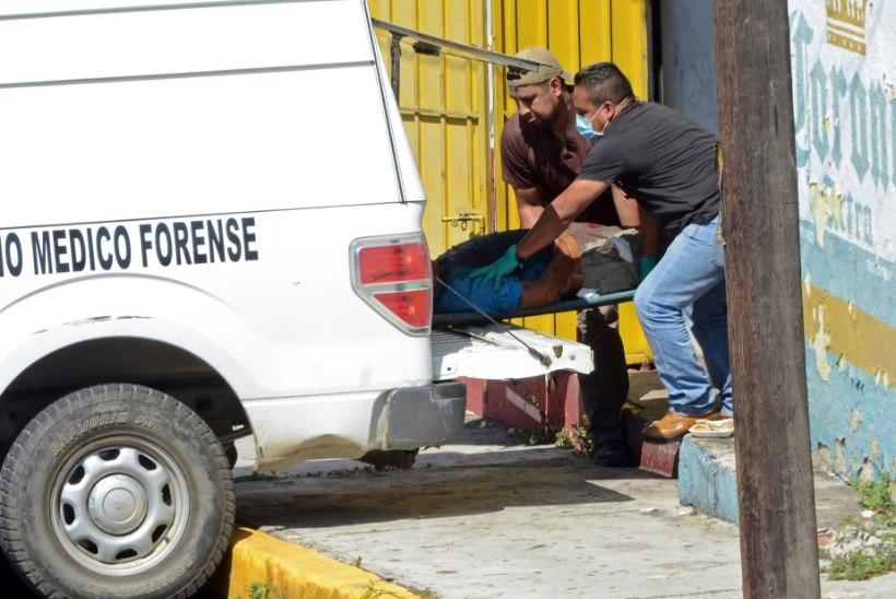 Verine pühapäev Mehhikos: Acapulcos tapeti kaheksa inimest ning leiti viis surnukeha