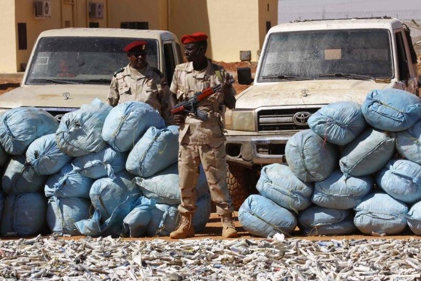 Darfuris vabastati oktoobri alguses röövitud šveitslanna