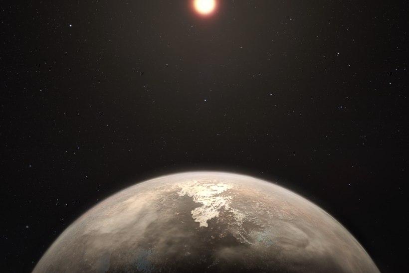 Päikesesüsteemi lähedalt leiti elukõlbulik planeet