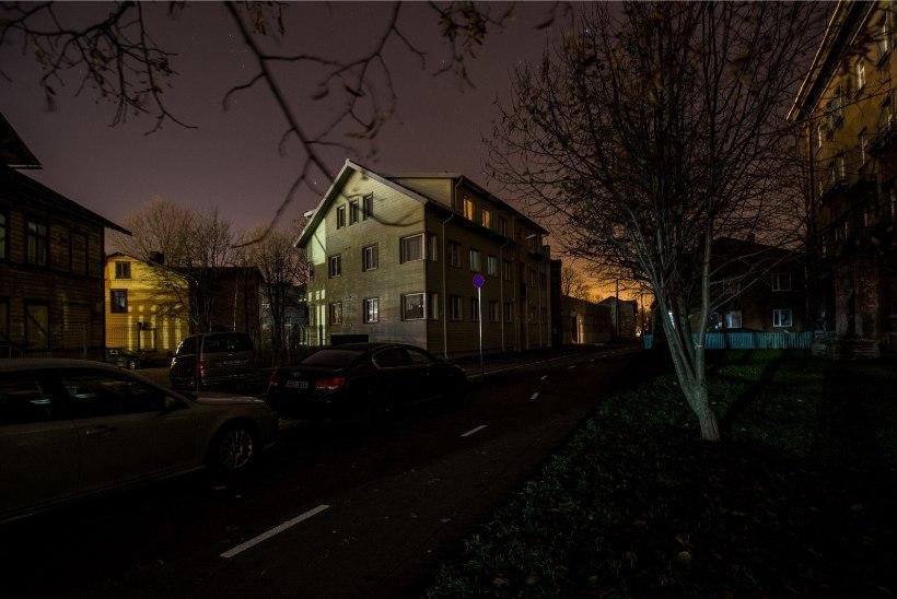 FOTOD | Kalamaja mattus pimedusse: Põhja-Tallinna elanikud olid ligi poolteist tundi elektrita