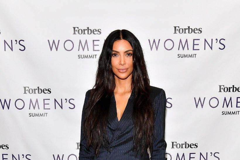 Kim Kardashian avaldas kogemata oma tulevase lapse soo