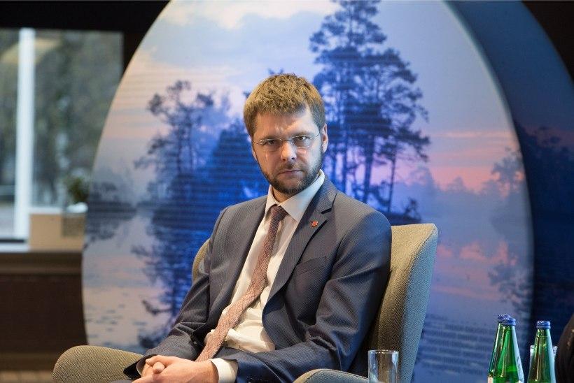 Ossinovski: kui vaadata Eestis tarbitavaid alkoholikoguseid, siis on meil veel pikk tee minna