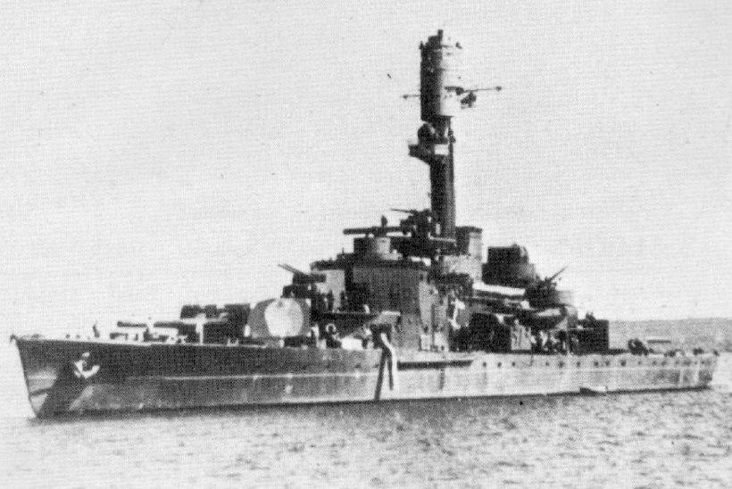 SOOME SEPA NEEDUS: soomuslaeva Ilmarinen hukk