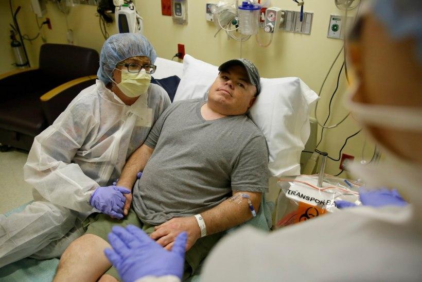 Haruldase haigusega mees saab novaatorlikku geeniravi