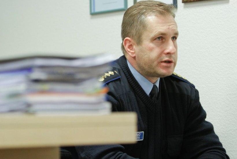 Tarmo Miilits asus tööle kaitsepolitseisse