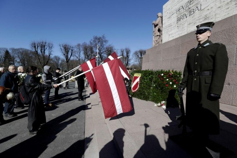 PALJU ÕNNE! Jahmatavaid fakte 99 aastasest Läti Vabariigist