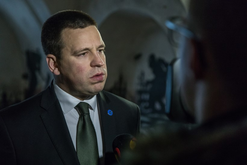 Kaja Kallas peaministrile: armas Jüri, ole konkreetsem!