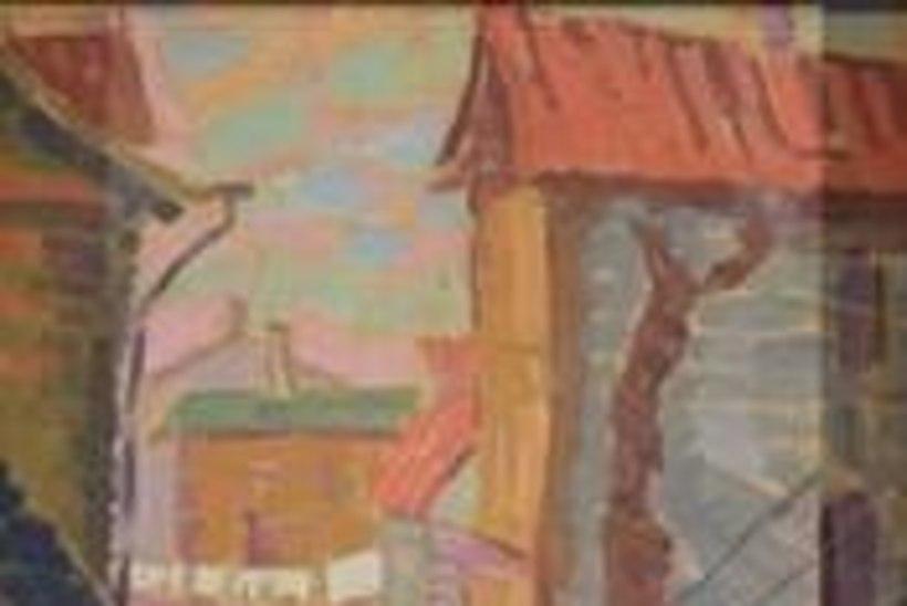 HARULDUS: kunstimuuseum sai sünnipäevaks eesti klassiku kahepoolse maali
