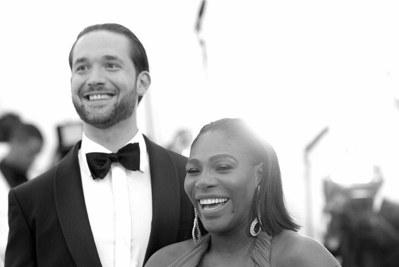 Aasta tähtsaim pulm spordimaailmas: Serena Williams abiellus!