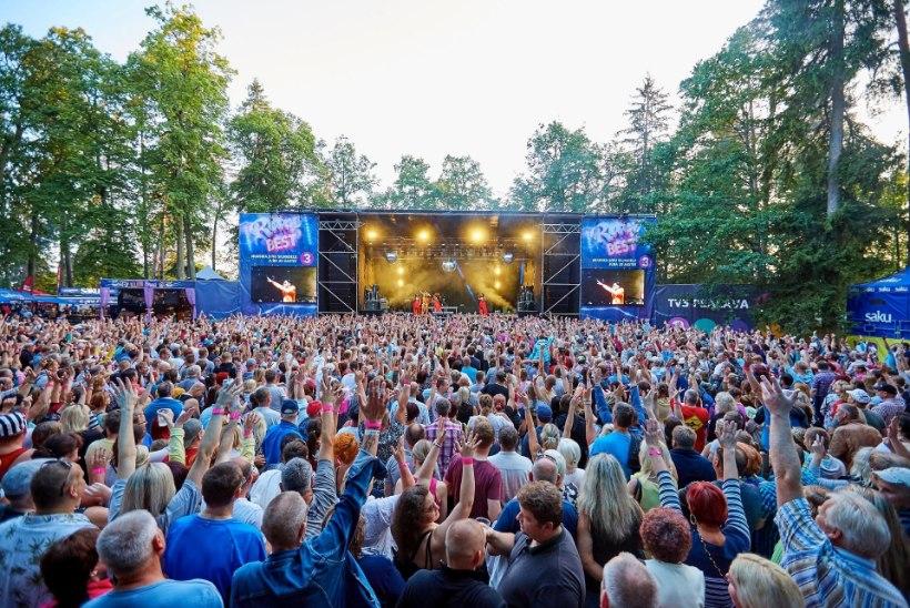 RETROBESTI STAARIPARAAD: Alphaville tuleb taas Eestisse - seekord Otepääle!