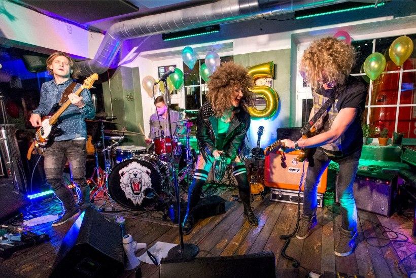GALERII | Ziggy Wild esitles uut singlit ning tähistas 5. sünnipäeva