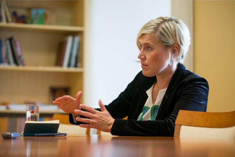 Õiguskantsler noomis Kõlvartit Tallinna prügiveo pärast