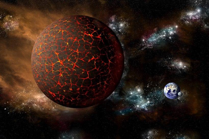 JÄRJEKORDNE MAAILMALÕPP? Müstiline planeet Nibiru toob pühapäeval kaasa apokalüptilised maavärinad
