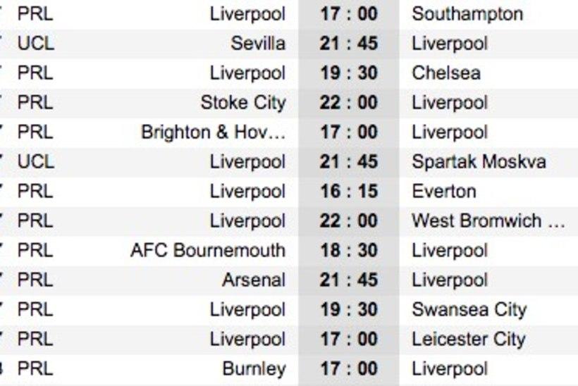 Klavan Liverpooli heast seeriast: oleme kaitses töötanud terve meeskonnaga