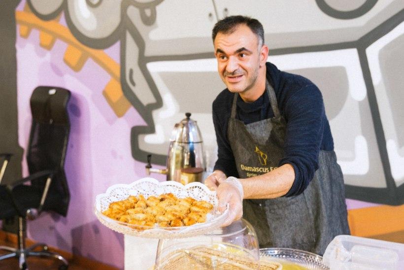 Süürlane lõpetas Balti jaamas toiduäri
