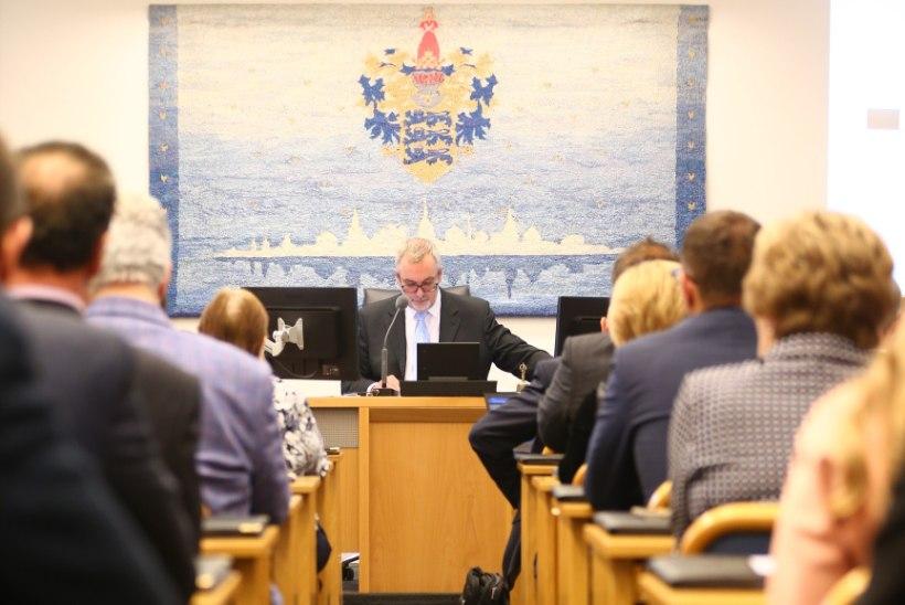 ÕL VIDEO | Üks küsimus volinikele: mida arvate roheliste ja keskide ühisvõimust?