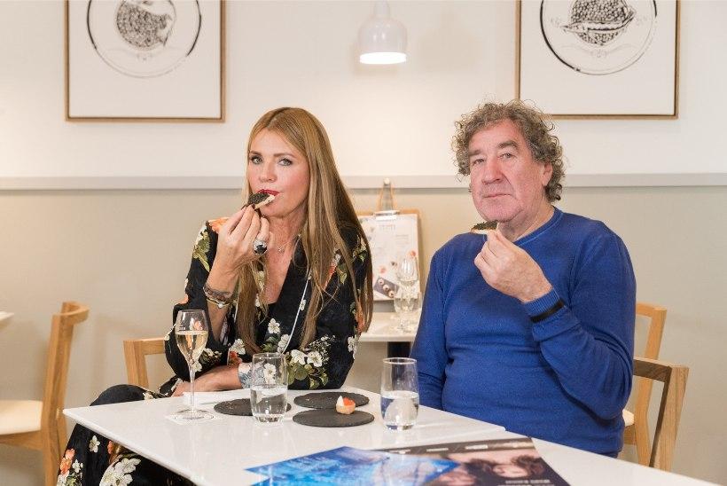 HOMMIKUSÖÖK STAARIGA | Guido Kangur saabus hommikusöögile otse opilaualt
