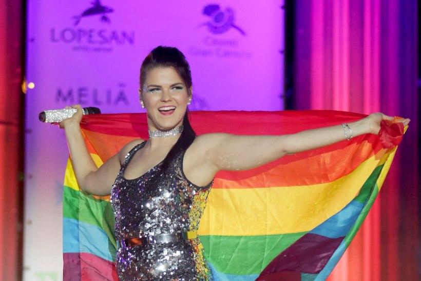 Soome lauljatar Saara Aalto esindab Eurovisionil Ühendkuningriiki?