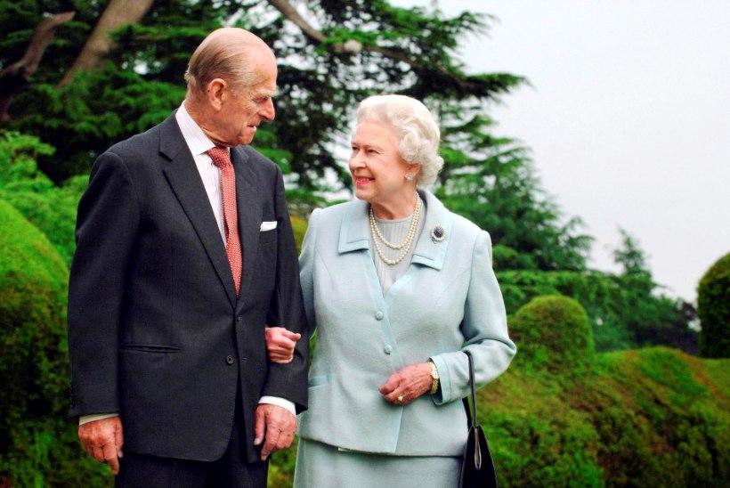 Ülbe, matslik ja paljas kui püksinööp – Philip polnud printsess Elizabethile kohane peig