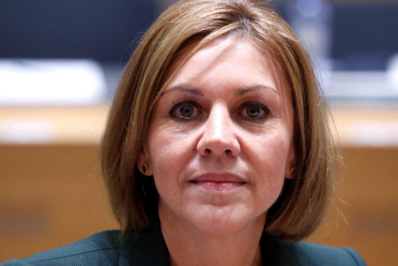 Vene naljaninad panid Hispaania kaitseministri uskuma, et Puigdemont on Kremli spioon