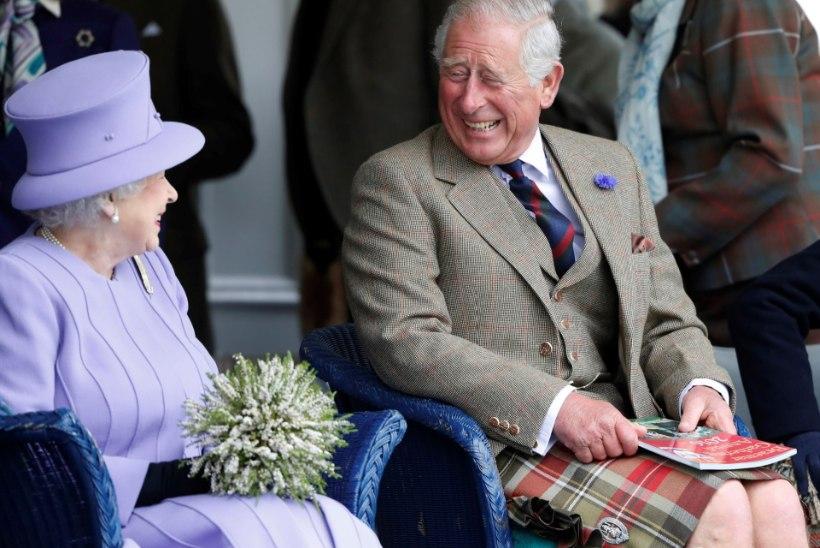 BRITI KUNINGAKOJA PIKIM ABIELU: Elizabeth II ja prints Philip tähistavad 70. pulma-aastapäeva
