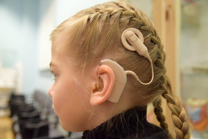 Kurdina sündinuid juhatab kuuljate maailma sisekõrvaimplantaat