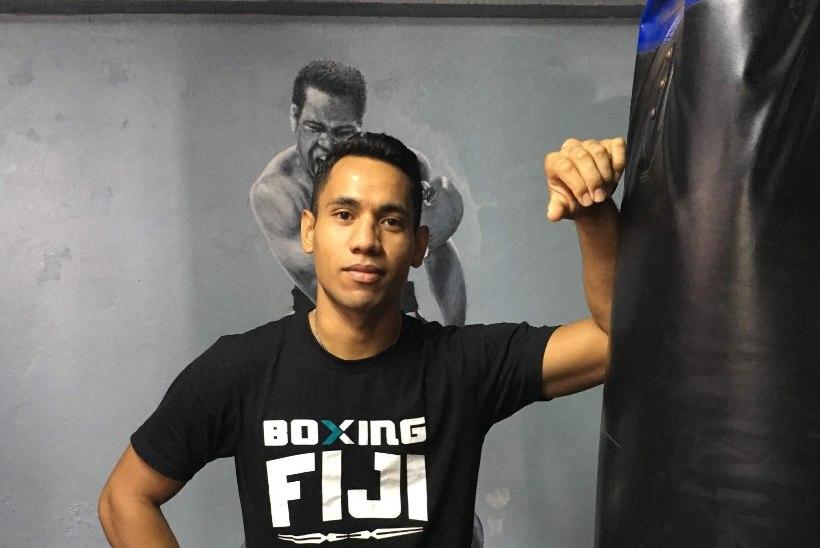 ÕHTULEHT JA UNIBET OKEAANIAS | Kuidas Youtube Fidži poksija olümpiale aitas