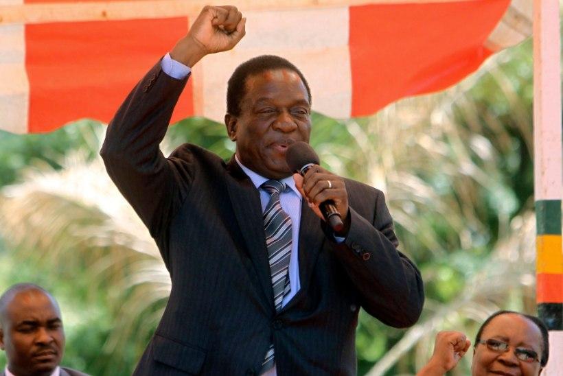 Partei esitas Mugabele tagasiastumise tähtaja