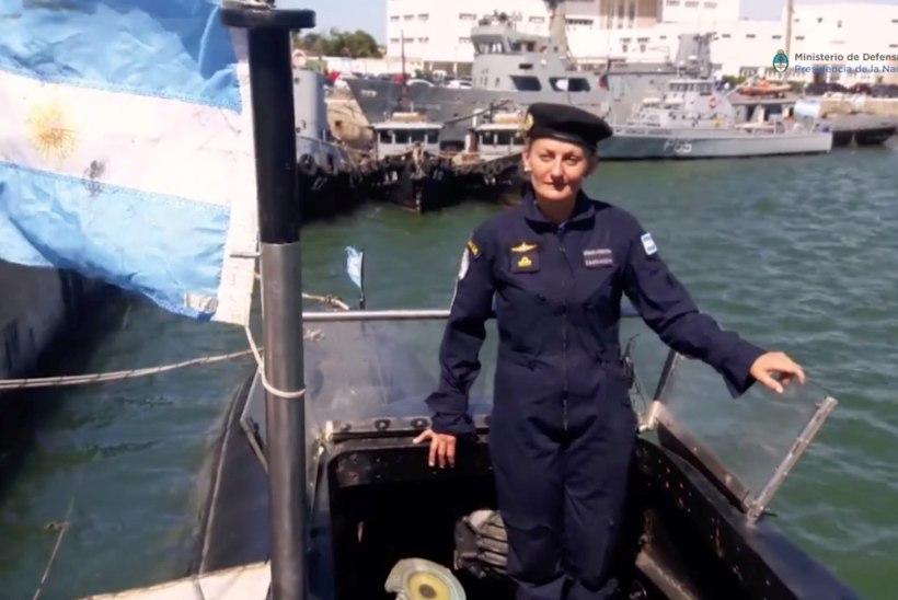 Mereväe analüütik kadunuks jäänud Argentiina allveelaevast: nüüd peaks kartma halvimat