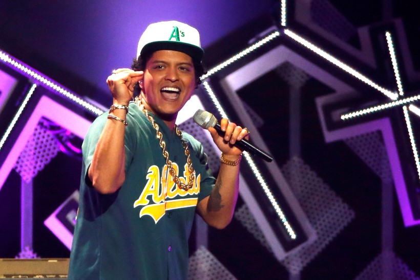 Bruno Mars tegi Ameerika muusikaauhindade jagamisel puhta töö