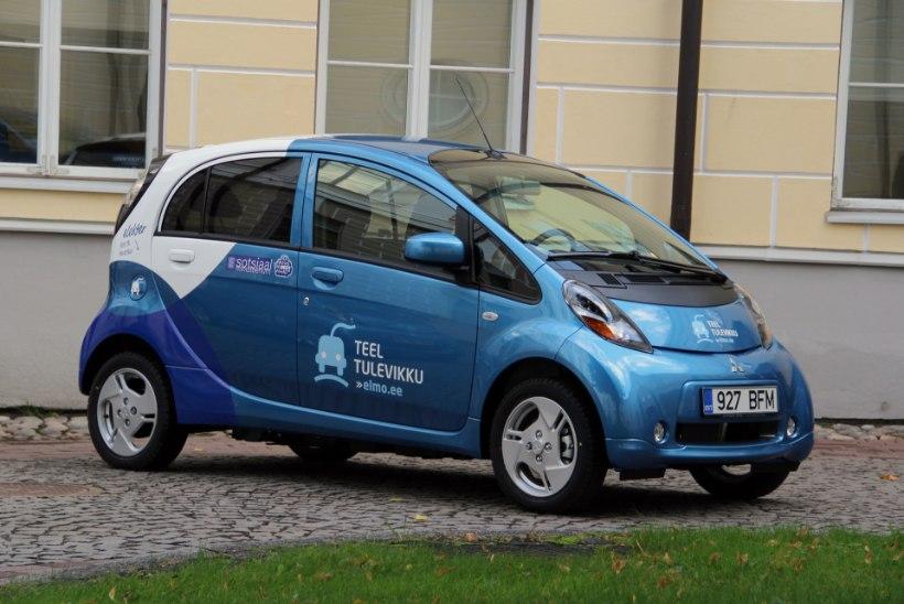 RIIKLIK SOTSIAALEKSPERIMENT: kuidas peavad elektriautod ajahambale vastu?