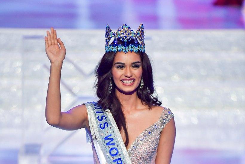 Miss Maailmaks krooniti India meditsiinitudeng