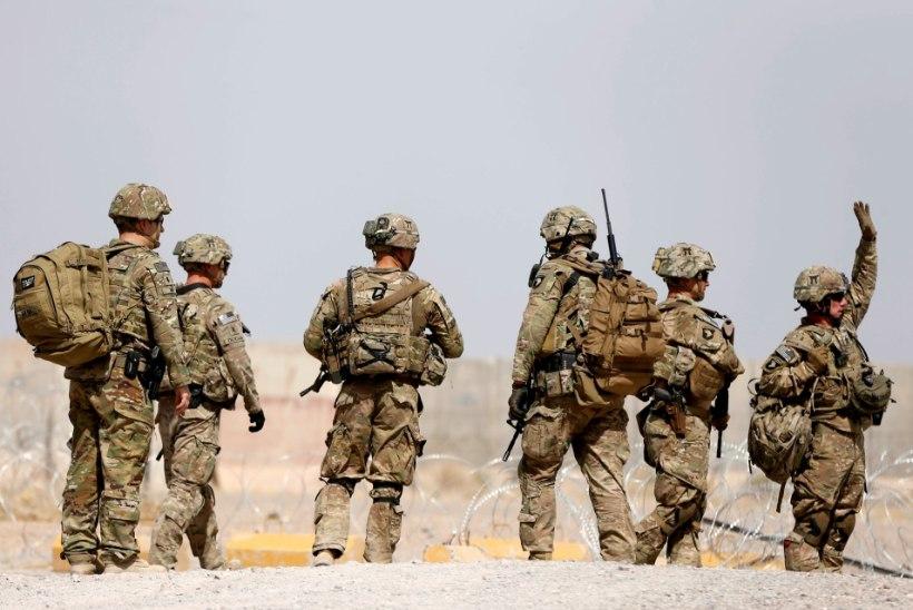 Okinawal teenivad USA sõdurid said kohaliku elaniku surma tõttu alkoholikeelu